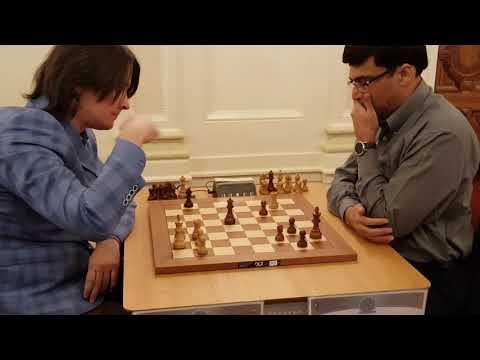 Alexander Morozevich vs Vishy Anand, Tal Memorial 2018