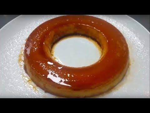 gâteau-flan-à-la-noix-de-coco-facile