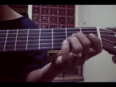 Petikan Gitar Damainya Cinta Gigi (simpel dan mudah)
