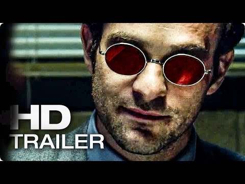 MARVEL'S DAREDEVIL Trailer 2 German Deutsch (2015)