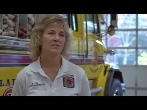 EMS Training Overview with Instructors