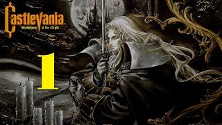 Mondayvania! Castlevania: Symphony of the Night Pt 1
