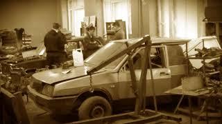 Моя профессии слесарь по ремонту автомобилей