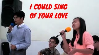 I Could Sing of Your Love Forever (4JCoustic - Acoustic Cover)