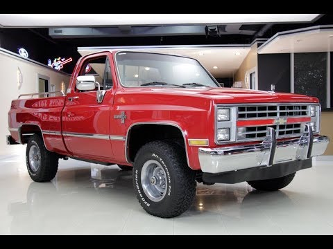 1985 Chevrolet Pickup For Sale