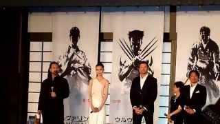 'The Wolverine' Japan Premiere 2013/08/23@六本木ヒルズにて開催され...