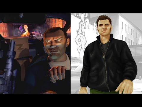 GTA MYSTERIES - 'Claude' and 'Claude Speed' Are Different Characters! (GTA 2 & GTA 3)