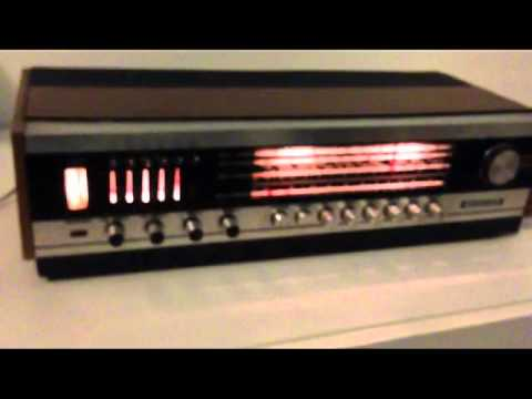 Radio    GRUNDIG       RTV       380    Stereo  YouTube