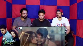 Download song Bhula Dunga Reaction - Darshan Raval | Sidharth Shukla | Shehnaaz Gill | Pakistani Reaction