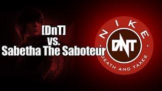[DnT] vs. Sabetha the Saboteur
