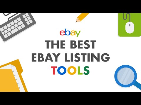 The Best EBay Listing Tools