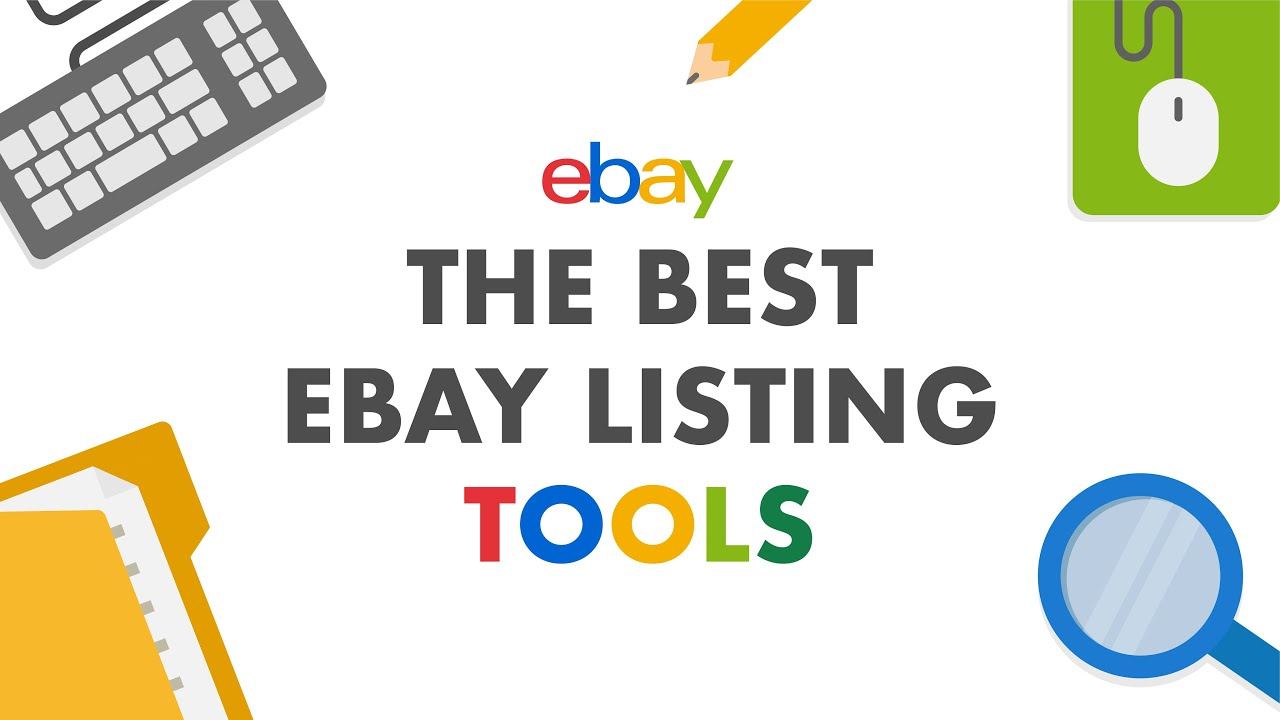 The Best Ebay Listing Tools Youtube