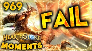 WHY DID HE DO THAT? | Hearthstone Daily Moments Ep.969