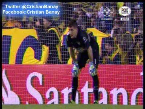 Boca 1 Nacional 1 (4-3) (Relato Mariano Closs) Copa Libertadores 2016