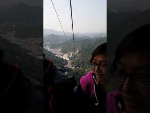 The Great Wall of China Cable Car