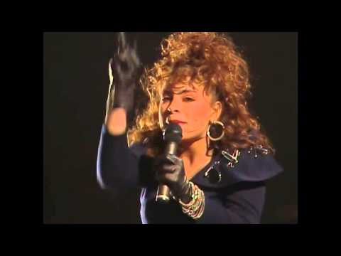 Paula Abdul - Straight Up (Live in Sweden) (1989) (HD)