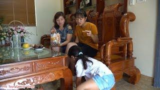 Mẹ Ghẻ Con Chồng Phần 10 - Giấc Mơ Chỉ Là Giấc Mơ - MN Toys Family Vlogs