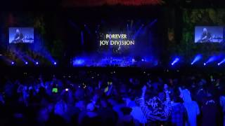 New Order - Love Will Tear Us Apart (live at Bestival 2012)