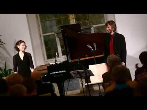 Ernst Krenek: Moderner Tanz (Dimitri Ashkenazy, clarinet - Anna Magdalena Kokits, piano)