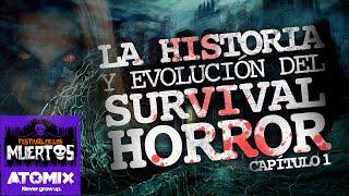 """#FESTIVALDELOSMUERTOS: HISTORIA Y EVOLUCIÓN DEL SURVIVAL HORROR - CAPÍTULO 1 """"ORÍGENES"""""""