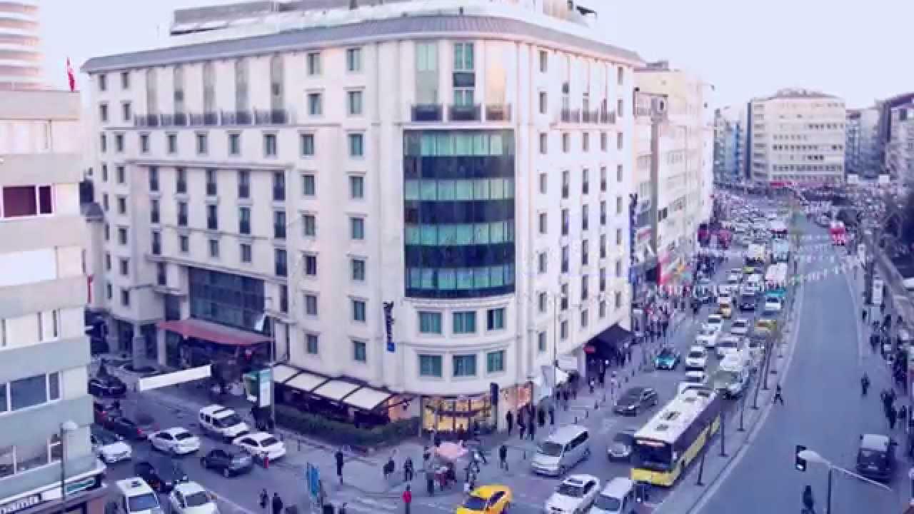 Radisson Blu Hotel Istanbul Sisli. Видеопрезентация отеля от Calypso Tour /  Hotel video presentation - YouTube