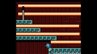 Mega Man 2 Race Part 1: Quick Man vs. Slow Maz