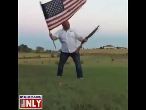 The most American video you'll watch all day...
