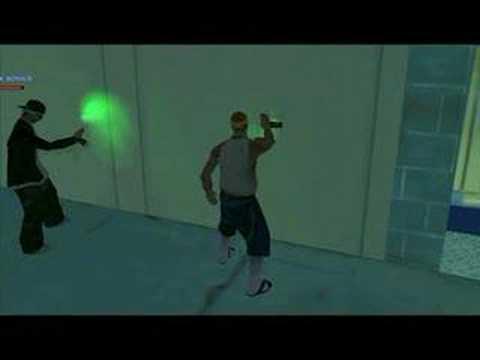 GTA sa Parody GYMPL Writers BY ROSH  & LOST