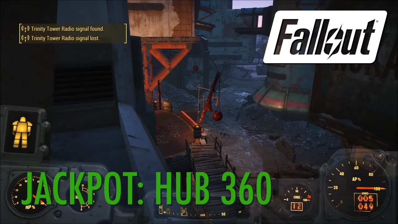 fallout 4 jackpot hub 360