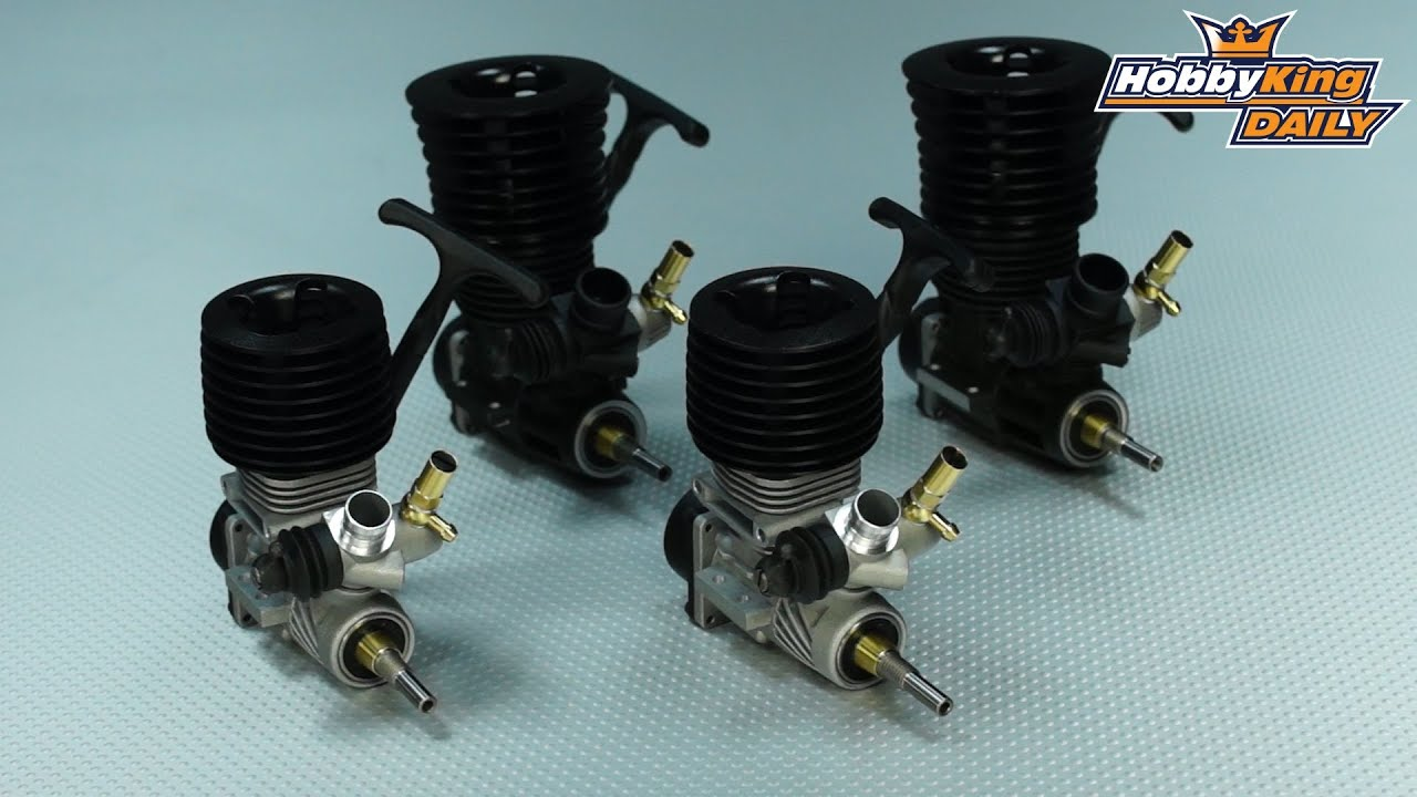 hobbyking daily 2 stroke nitro engine s