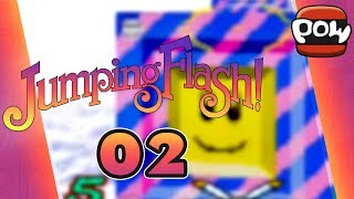 Jumping Flash: KIWI - 2 - POWplays Replay