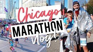 CHICAGO MARATHON 2017 VLOG