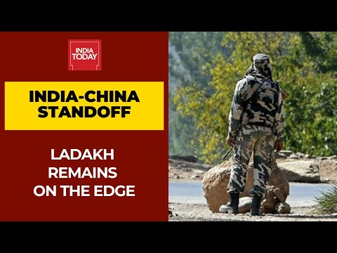 India China Standoff: Heavily Armed Troops Face To Face At LAC; Situation Remains Tense