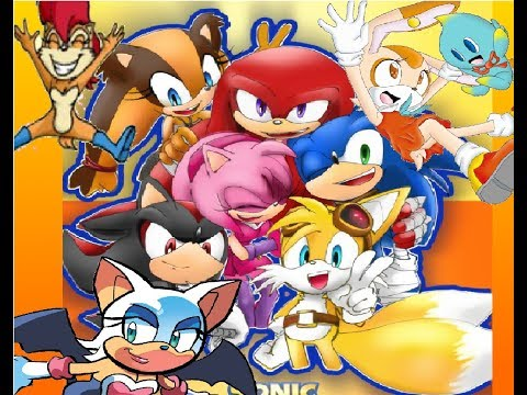 Sonic Boys And Sonic Girls Closer And Stay ( Special Thanks 10,000 Subs! )
