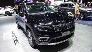 2019 Jeep Cherokee Limited 2.2 Multijet II - Exterior and Interior - Geneva Motor Show 2018