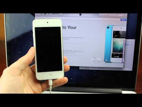 How to Update to iOS 13 - iPod Touch from YouTube · Duration:  3 minutes 47 seconds
