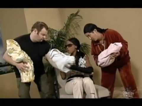 MADtv  Eve and Alicia Keys  Gangsta Lover