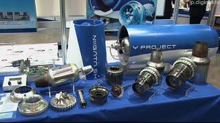 Advanced Environment -friendly small UAV Turbojet Engine (AE-SUTJE)
