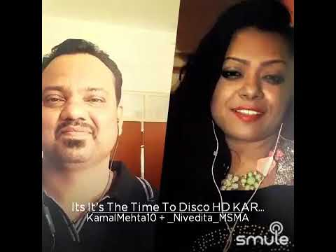 It's The Time To Disco.......