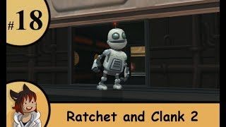 ratchet and clank 2 part 18 - Hammer time