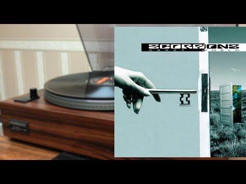 Scorpions - Crazy World (Holland LP)