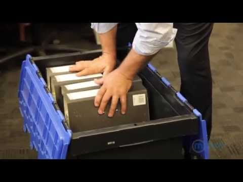 Moving Office Tips For Packing