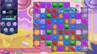 Candy Crush Saga Level 4935 NO BOOSTERS (third version)