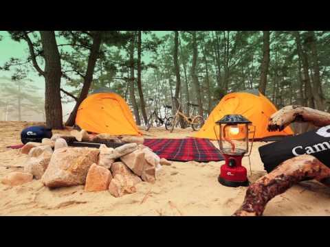6년째 연애중인 커플의 캠핑 두번째 이야기! G