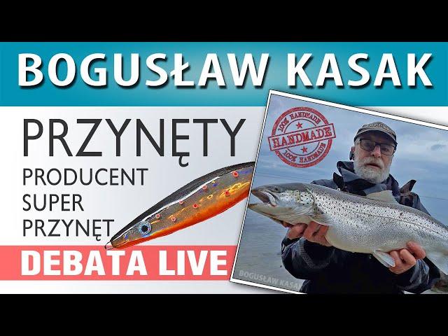 DEBATA ➤ TROĆ - o przynętach z Bogusławem Kasakiem