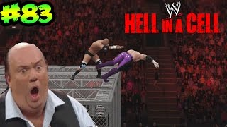 WWE 2K16 - Brutal Combate en Hell In a Cell por el WHC - Triple H al Extremo !!!