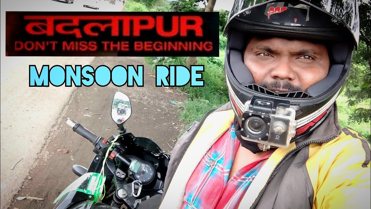 𝗕𝗮𝗱𝗹𝗮𝗽𝘂𝗿 Bandra Mumbai Monsoon Ride