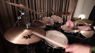 No Roots - Alice Merton - Drum Cover by LaurinDrumRecords