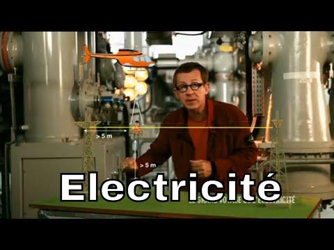 Comment le lignard se prote�€ge-t-il des câbles à haute tension ? - C'est Pas Sorcier