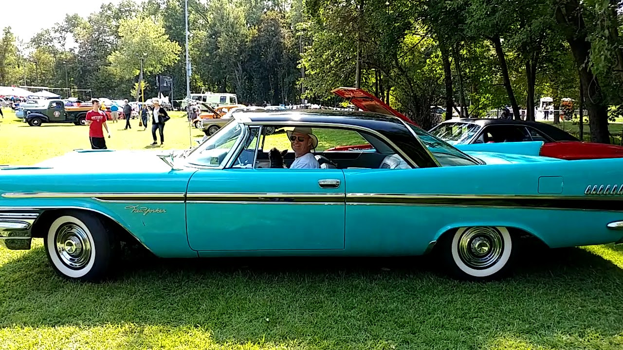 1957 chrysler new yorker convertible